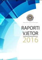 Raporti Vjetor DK 2016